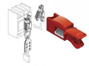 Lockout Attachment for MCCB